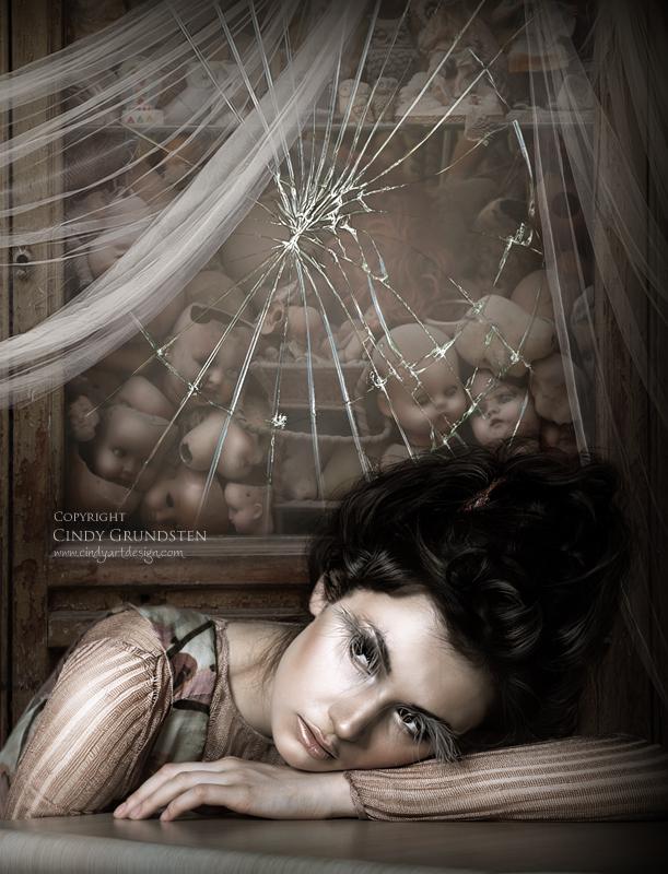Broken by CindysArt