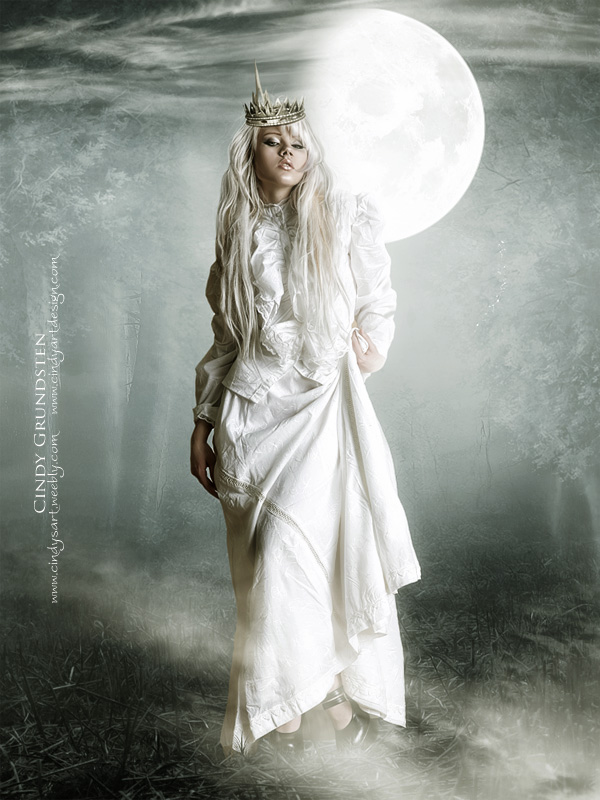 White beauty II