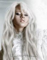 Beauty blondie by CindysArt