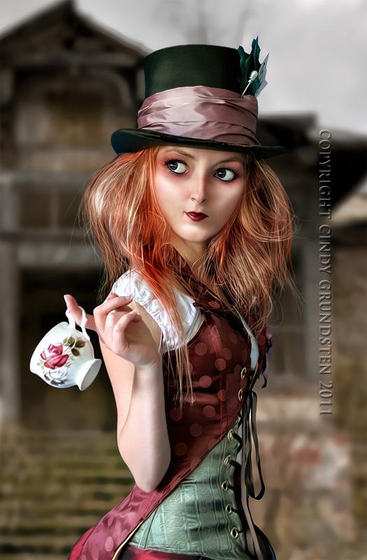 Doll II by CindysArt