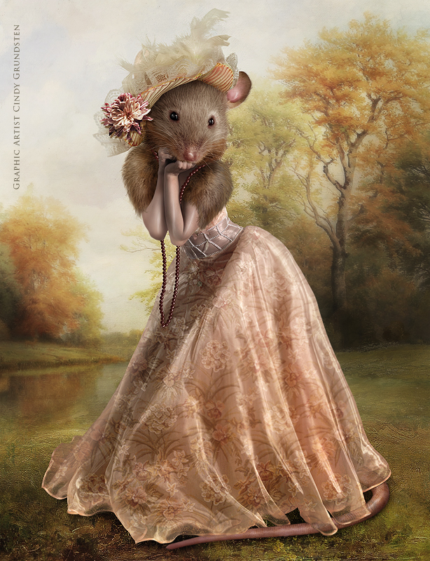 Little Miss Teen by CindysArt