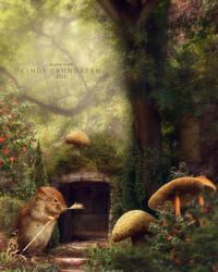 This Magical World by CindysArt