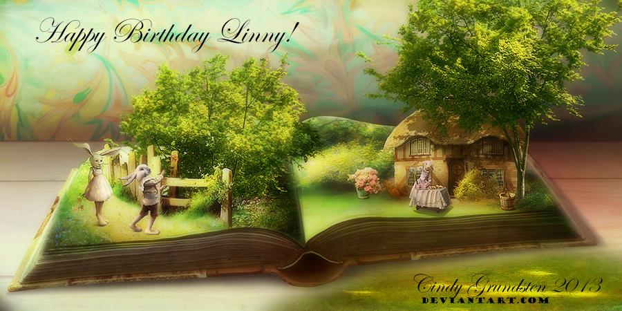 Linny by CindysArt