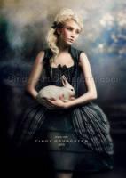 My little bunny by CindysArt