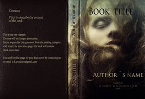 Book cover by CindysArt