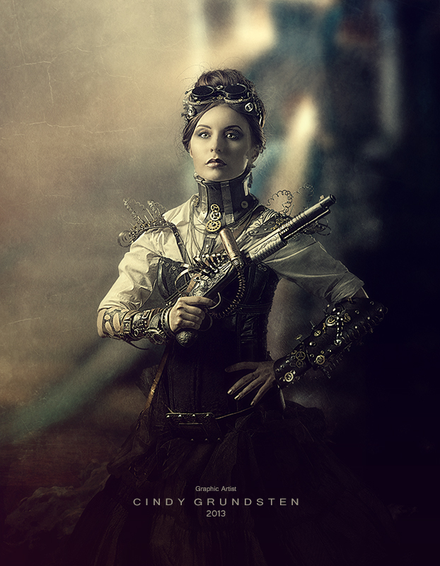 Steampunk by CindysArt