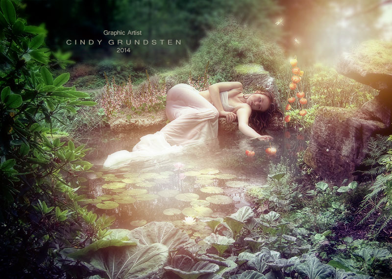 Melancholy by CindysArt