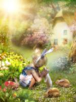 Happy Easter by CindysArt