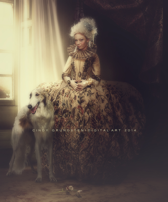 Royal Queen by CindysArt