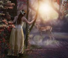 A magic moment by CindysArt