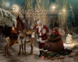 Christmas by CindysArt