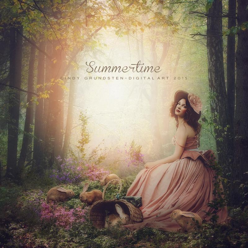 Summertime by CindysArt