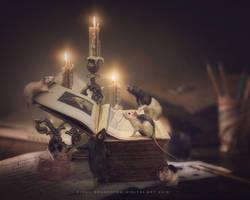 Education by CindysArt