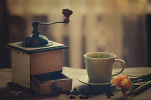 Coffee by CindysArt