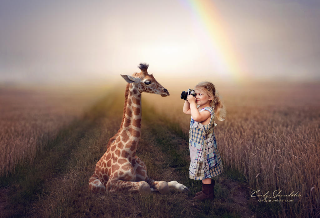 The small photographer by CindysArt