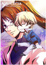 G00 Friends Forever by yurecia