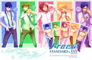 Free Stick Posters at Cosfest 2014 RWS