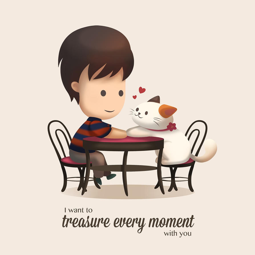 Treasuring Every Moment by yurecia