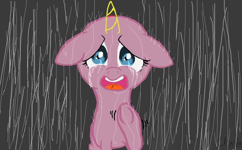 картинки пони со слезами на глазах этом