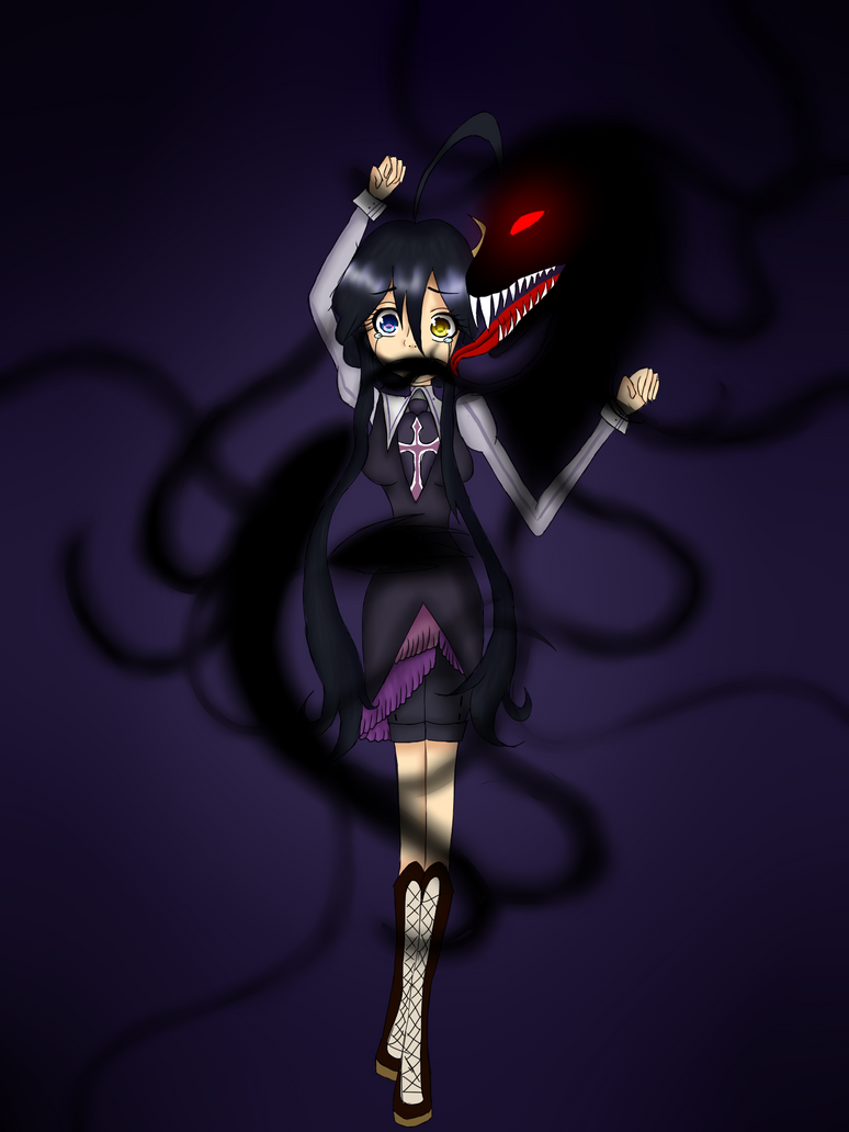 Assignment Nec 102: Shadow monster by rebbysther on DeviantArt  Assignment Nec ...