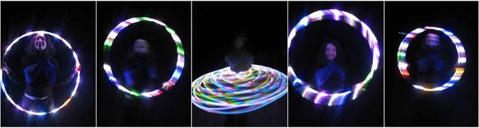 Hoop charmer. by Elphaba-Skellington