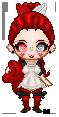 GaiaOnline: Bloody Harlot Pixel