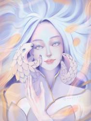 Pangolin Spirit by Mewlish