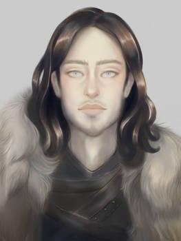 Jon Snow Game of Thrones Fan Art
