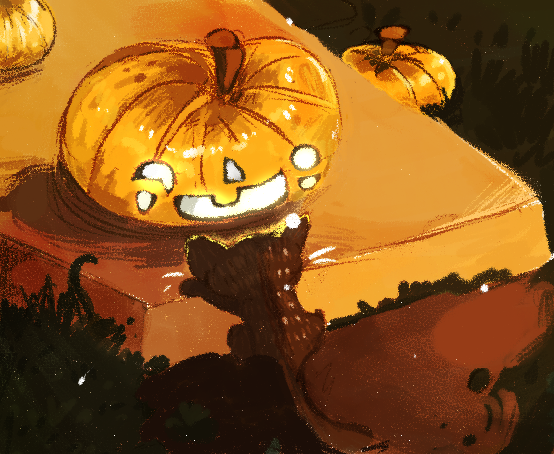 Happy Halloween! by Teatime-Rabbit
