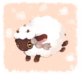 Wooloo by Teatime-Rabbit