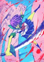 battle girl by yotube