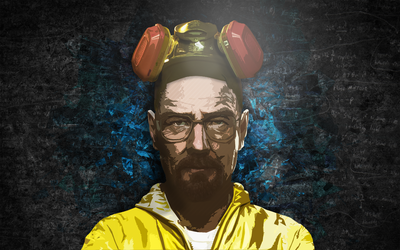 Walter White, Breaking Bad Wallpaper by sylie113