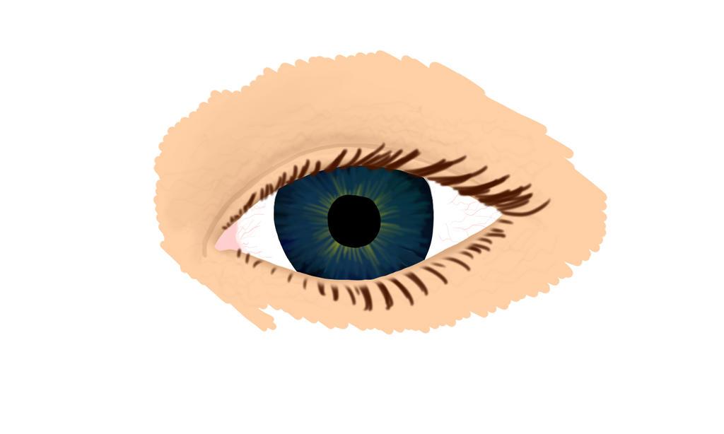 Eye - sai experiment by Smeagol125