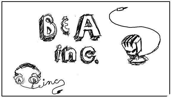 A and B inc. WiP by ikari3