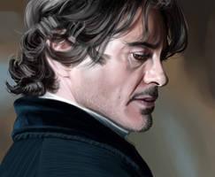 Sherlock Holmes by CattyMary