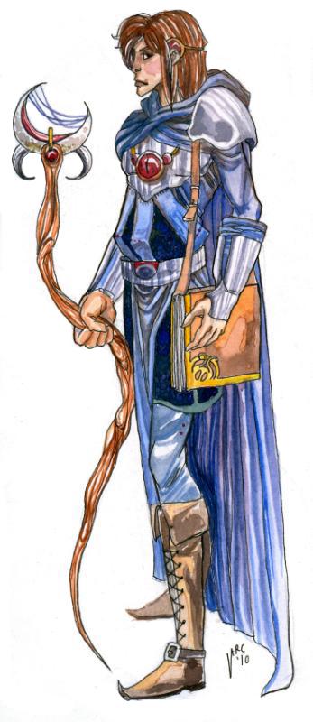 Wizard by Garkudion