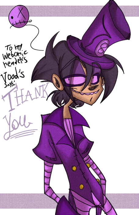 Thankies! by Freakly-Show