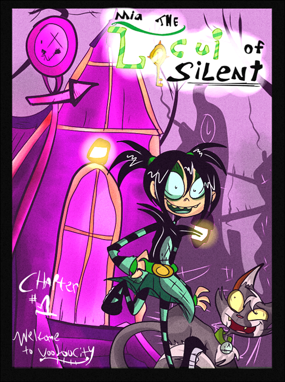 MtLoS Chapter 1 -cover page- by Freakly-Show