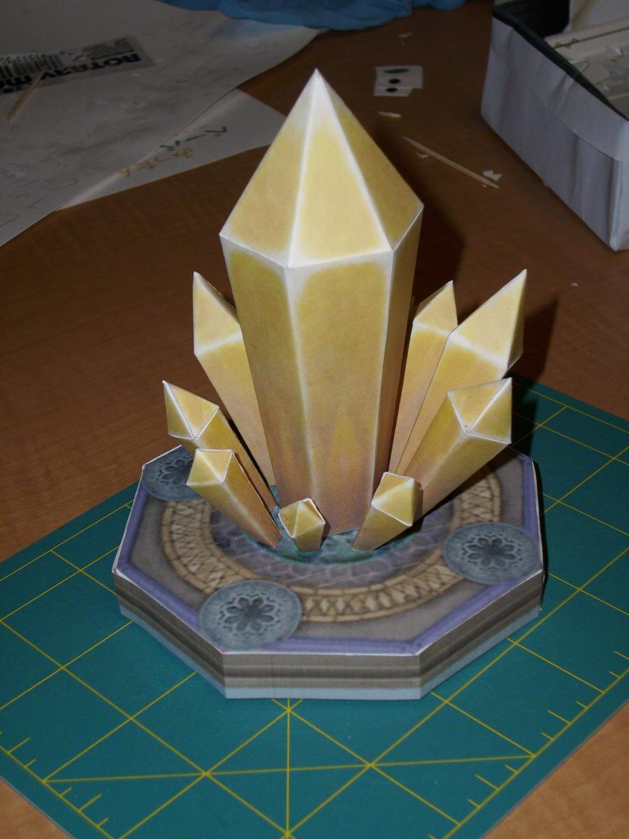 Emperium Papercraft by SageVarq