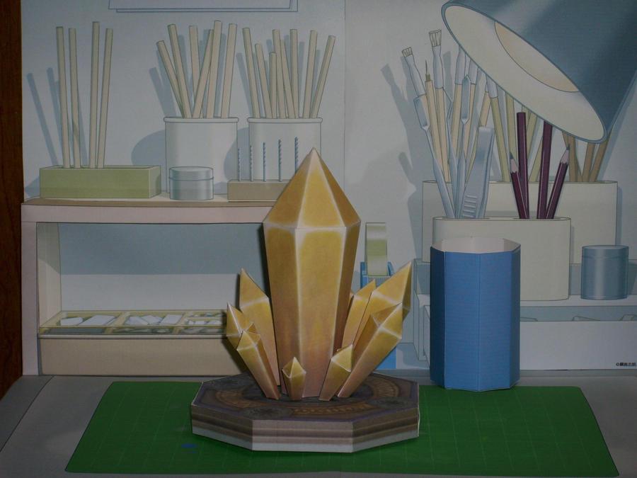 Work Space? by SageVarq