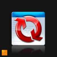 'Refresh' icon -1 by Sergey-Alekseev