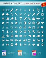 90 Simple Icons by Sergey-Alekseev