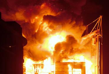 Fire Chasing in California