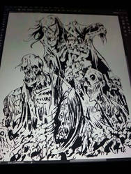 zombies.... by JWDesignCenter