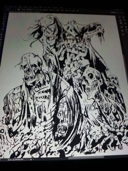 zombies....