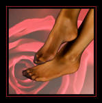 Rosy Feet