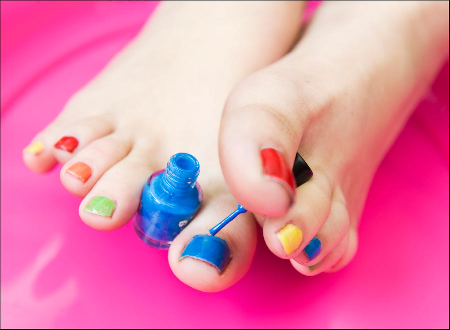 Talented Toes