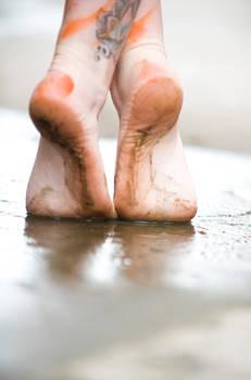 Tip Toe In The Rain