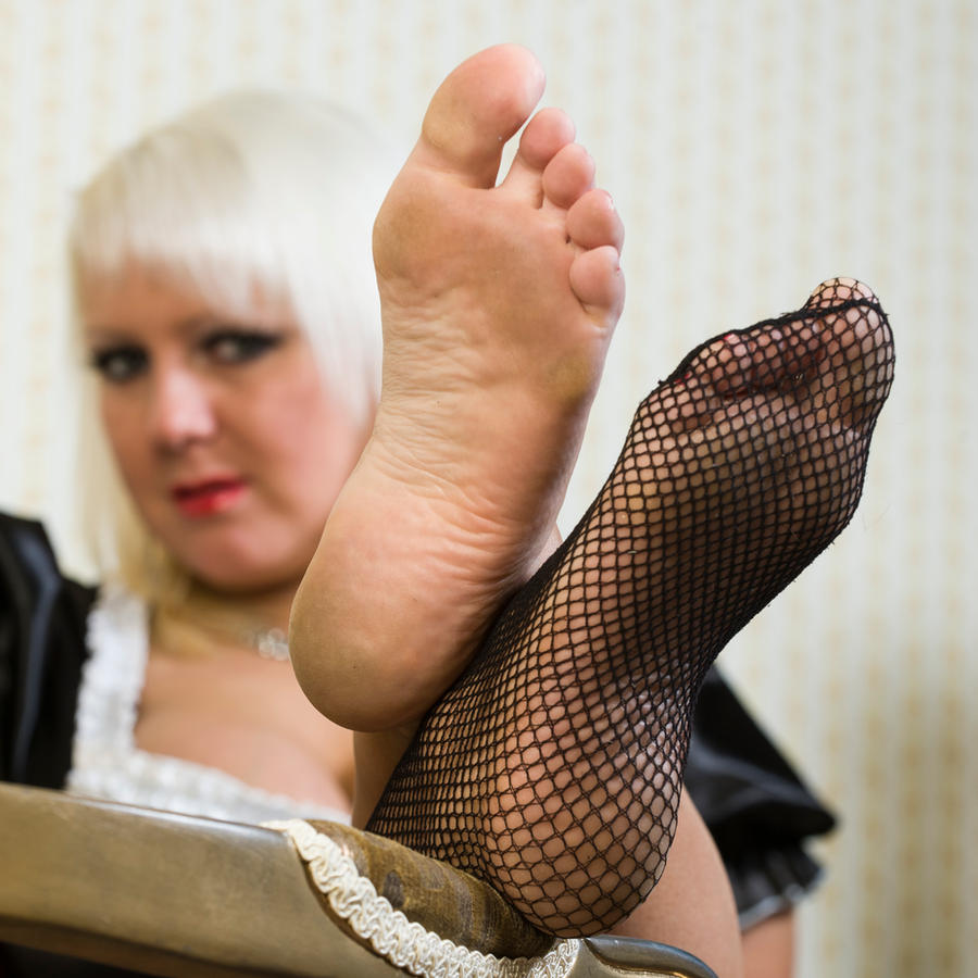 Mature Womens Sexy Soles 118