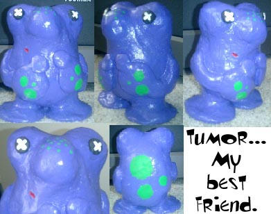 Wanna see my tumor? by sonoroussilence